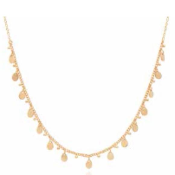 88d4e65e3 Anna Beck Jewelry | Petite Charm Collar Necklace | Poshmark